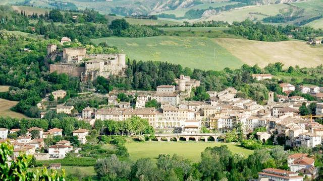 Romanticismo en Castrocaro Terme (desde 2 noches)