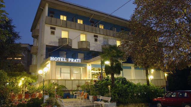 Relajación y bienestar en Castrocaro Terme (desde 2 noches)