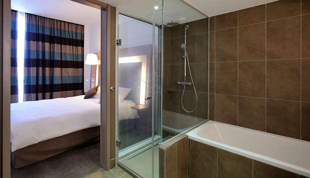 Novotel Avignon Centre - bathroom