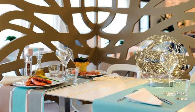 Novotel Avignon Centre - dinner