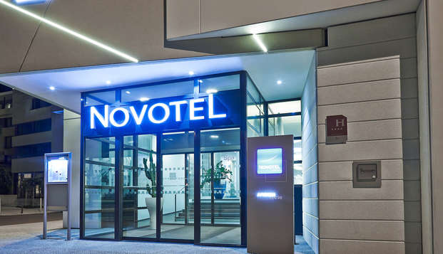 Novotel Avignon Centre - front