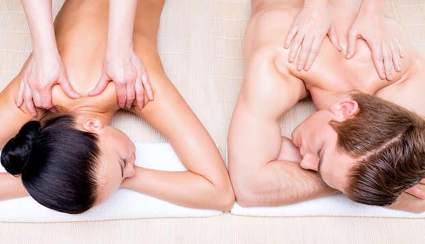 Escapada relax con tratamiento de 50 minutos en pareja y acceso al spa en Aviñón