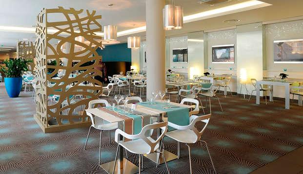 Novotel Avignon Centre - restaurant