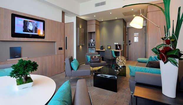 Novotel Avignon Centre - salon