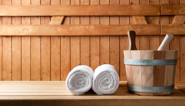 Novotel Avignon Centre - sauna