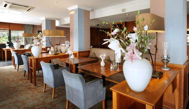 Hotel Saint-Aygulf - bar