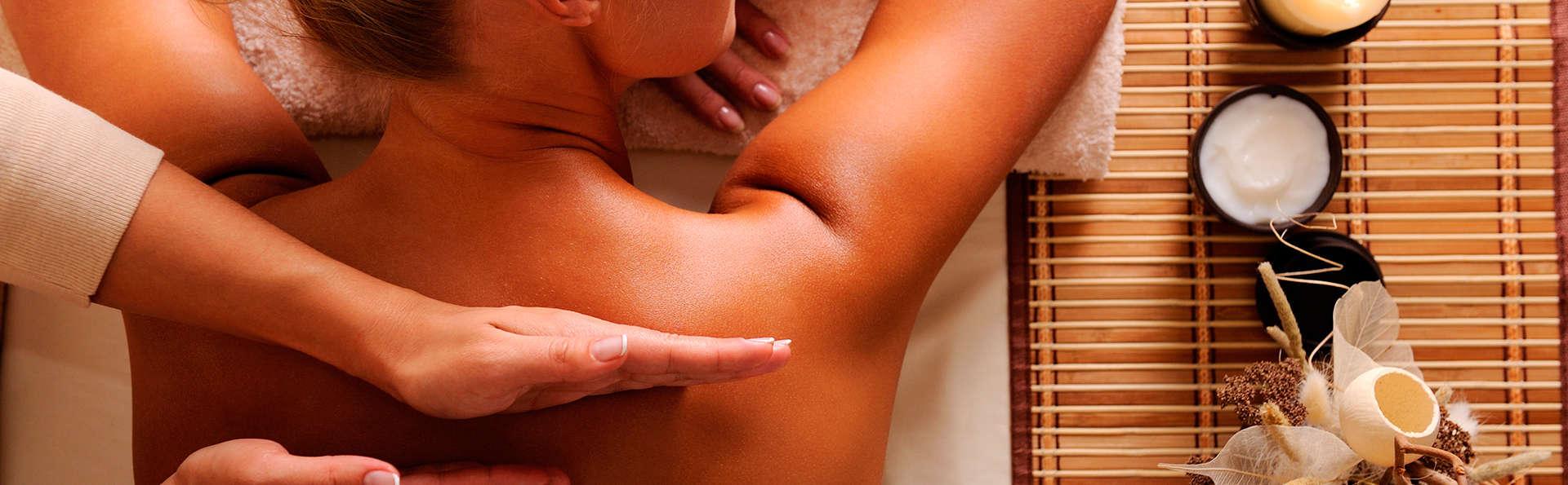 Escale bien-être avec massage à Saint-Aygulf