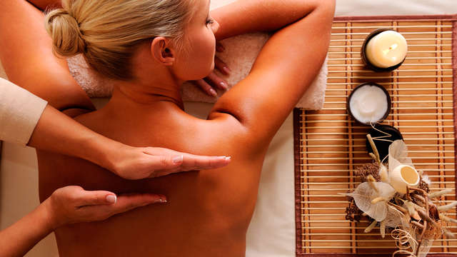 Hotel Saint-Aygulf - massage