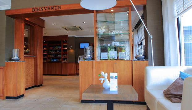 Hotel Saint-Aygulf - reception