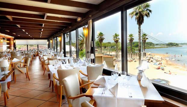 Hotel Saint-Aygulf - restaurant