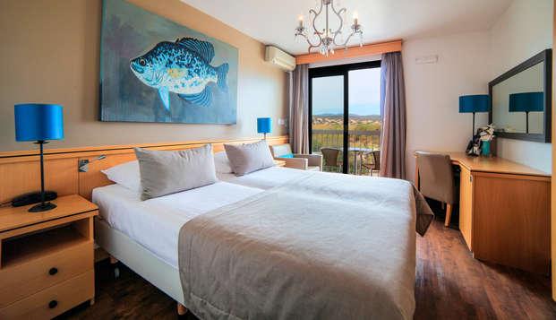Hotel Saint-Aygulf - room
