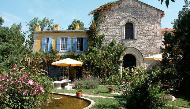 Escapade de charme à Arles (à partir de 2 nuits)