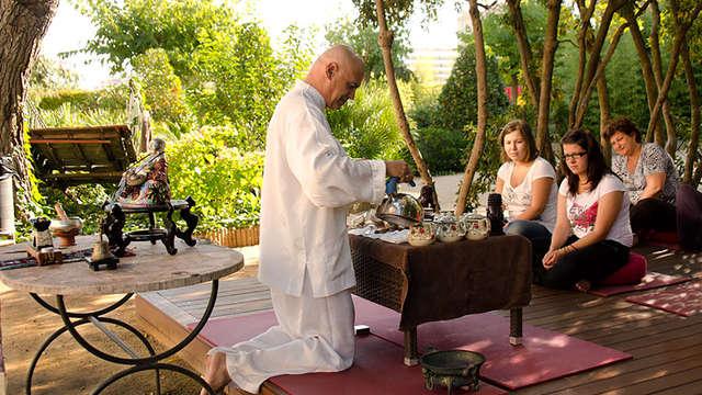 Ceremonia del Té para 2 adultos
