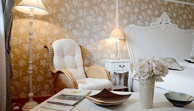 Hotel Le Fiacre - Lobby