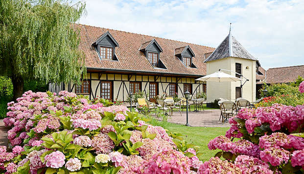 Hotel Le Fiacre - Garden