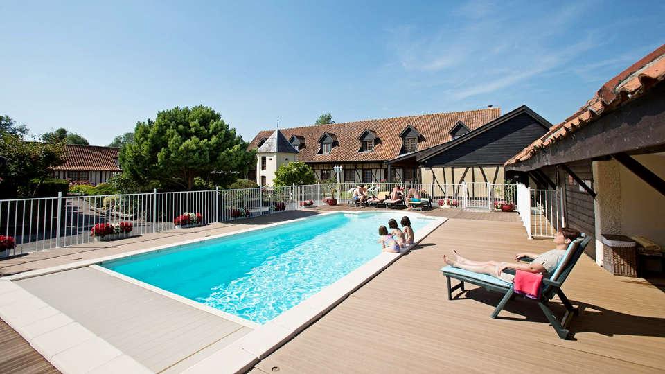 Week end culturel quend avec acc s la piscine ext rieure for Hotel baie de somme avec piscine