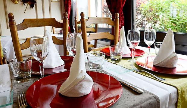 Hotel Le Fiacre - Esti Restaurant
