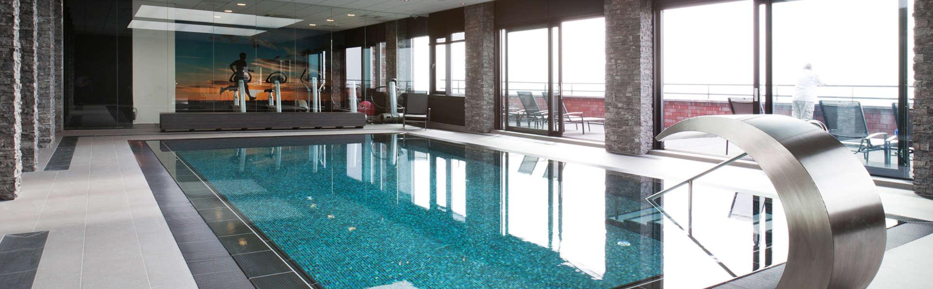 Accès au spa, petit-déjeuner et chambre confortable à Dordrecht