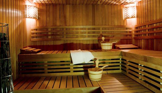 Soggiorno a Chianciano Terme con spa
