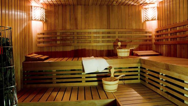 Estancia en las termas de Chianciano con spa