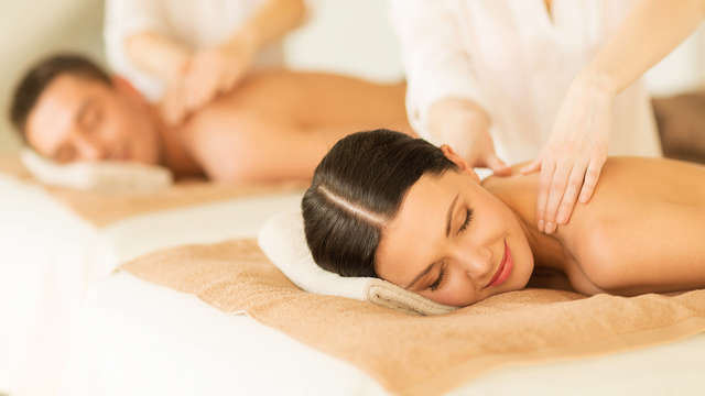 Ontspanning met californian massage in Bergen