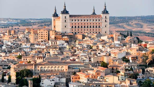 Especial Relax: Escapada con acceso al spa en Toledo