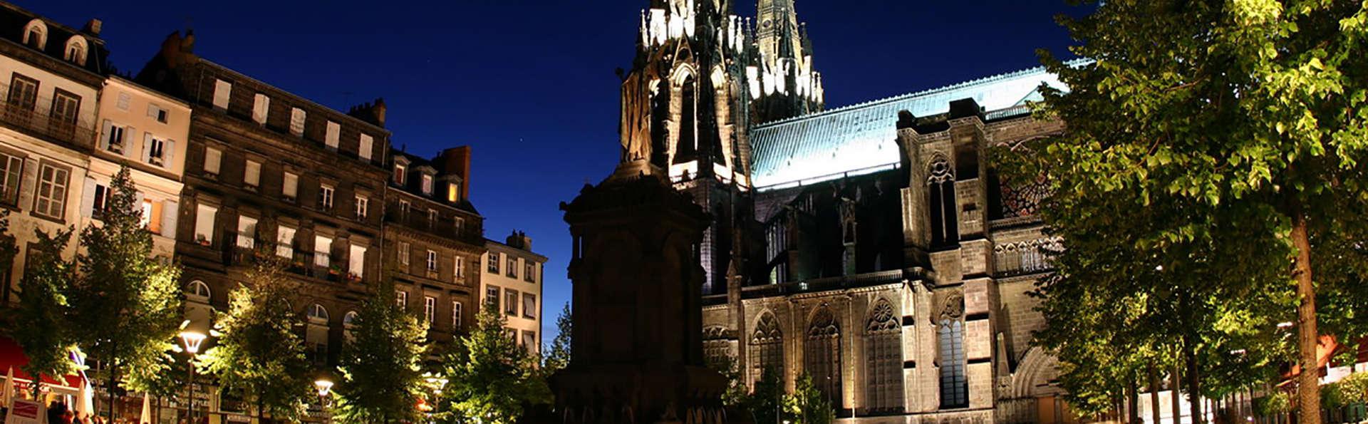 Évasion et détente à Clermont-Ferrand