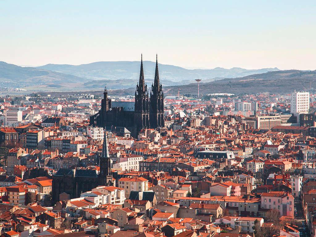 Séjour Auvergne - Week-end évasion en suite au coeur de la capitale historique de l'Auvergne  - 4*