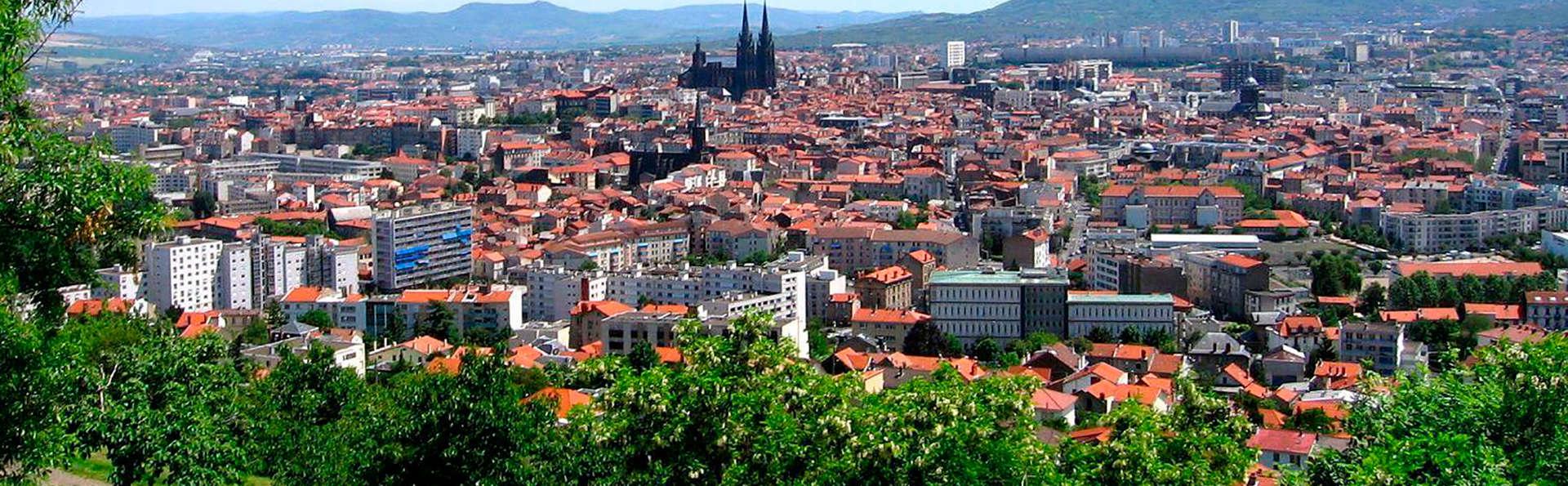 Escapade romantique et gourmande à Clermont-Ferrand
