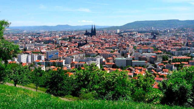 Novotel Suites Clermont Ferrand Polydome - destination