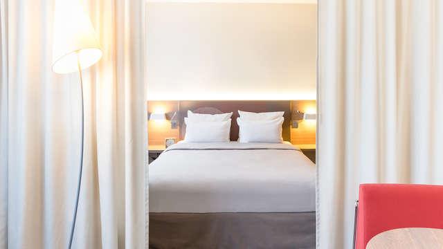 Novotel Suites Clermont Ferrand Polydome - room