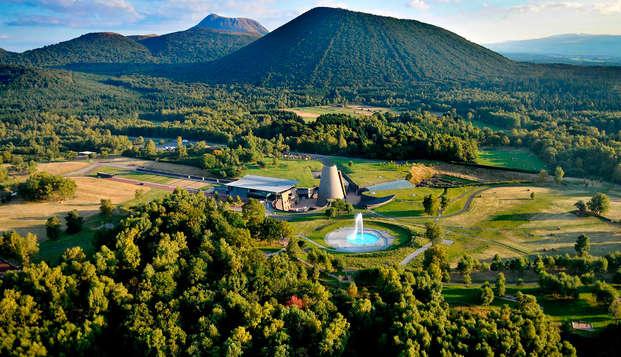 Vivez une expérience unique à Vulcania en Auvergne (à partir de 2 nuits)