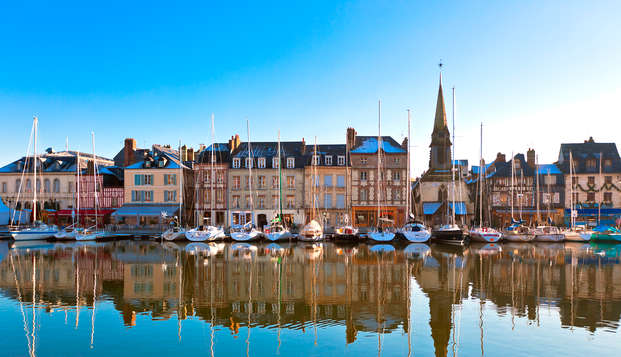 Spa-Hotel de Bourgtheroulde - destination