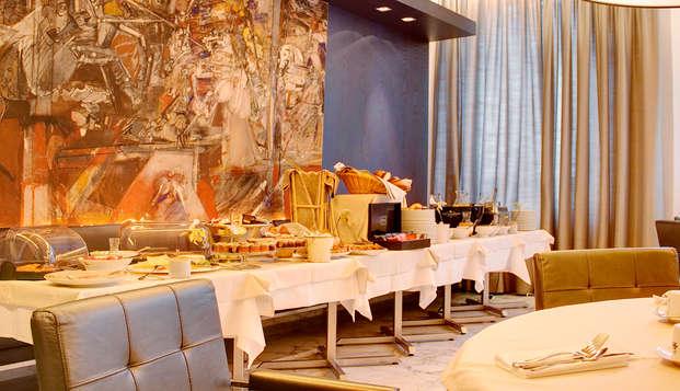 Spa-Hotel de Bourgtheroulde - buffet