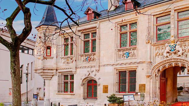 Détente et gourmandise en chambre privilège dans un superbe 5* au cœur de Rouen