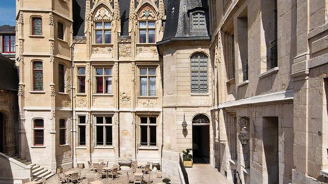 Spa-Hotel de Bourgtheroulde