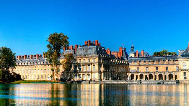 Détente 4* et découverte du Château de Fontainebleau