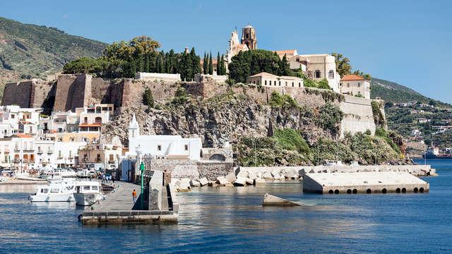 Evasión mediterránea con vistas al mar en Sicilia