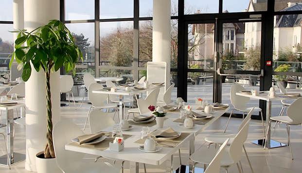 Residhome Neuilly Bords de Marne - Restaurant