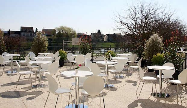 Residhome Neuilly Bords de Marne - Terrace