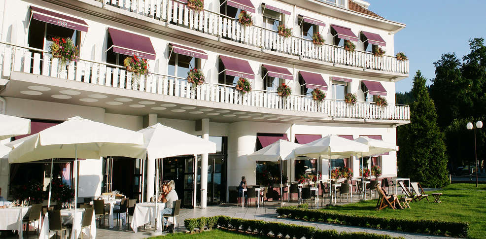 Hotel Beau Rivage Gerardmer Booking