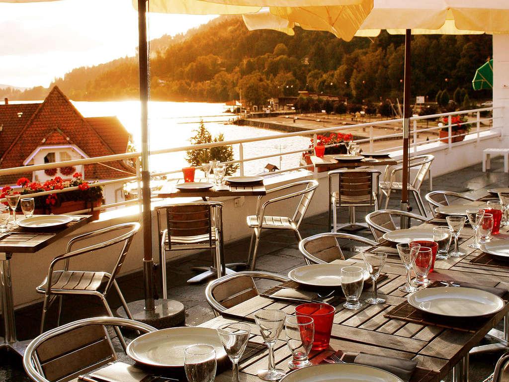 Séjour Ski Vosges - Savoureuse détente et dîner sur les rives du lac de Gérardmer  - 3*