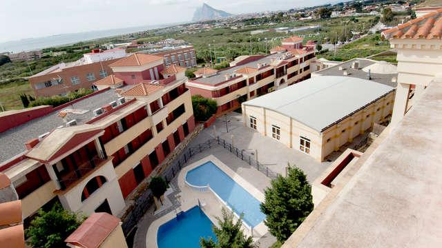 Escapada en estudio para 2 cerca de Gibraltar