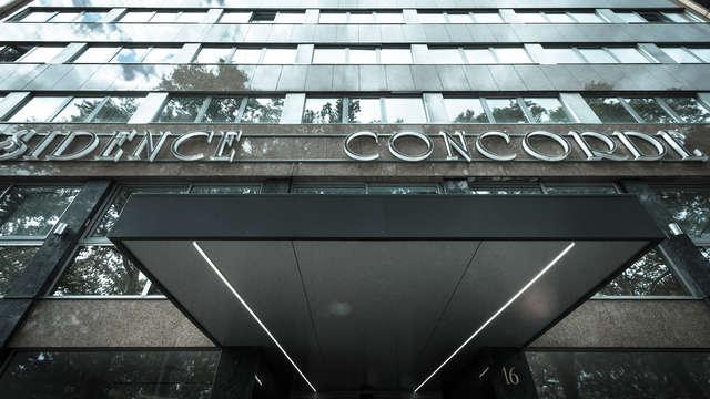 Nemea Appart Hotel Residence Concorde - entrance