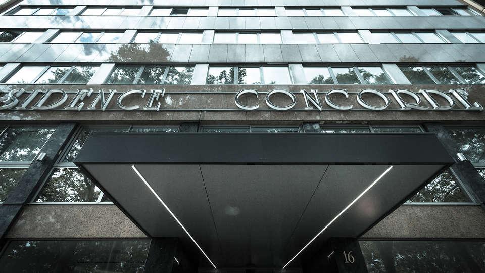 Néméa Appart'Hotel Résidence Concorde - edit_entrance.jpg