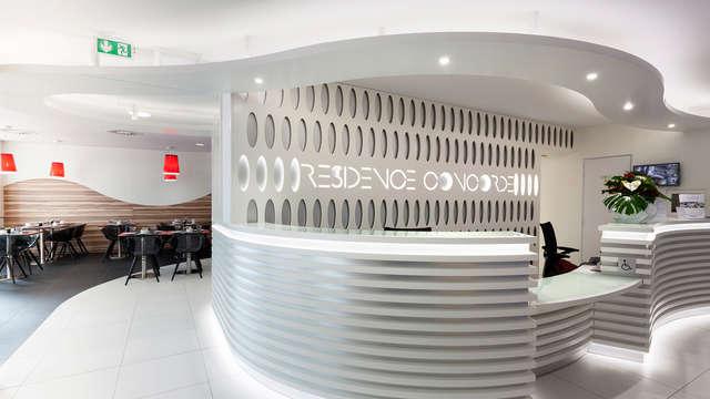 Nemea Appart Hotel Residence Concorde - reception