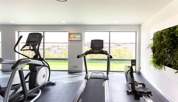 Nemea Appart Hotel Residence Concorde - fitness