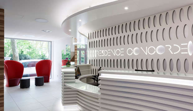 Nemea Appart Hotel Residence Concorde - reception