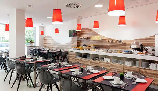 Nemea Appart Hotel Residence Concorde - restaurant