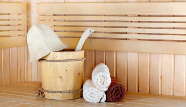 Nemea Appart Hotel Residence Concorde - sauna